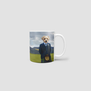 The Scottish Highlander - Custom Mug