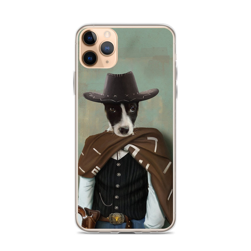The Lone Ranger - Custom Pet Phone Case