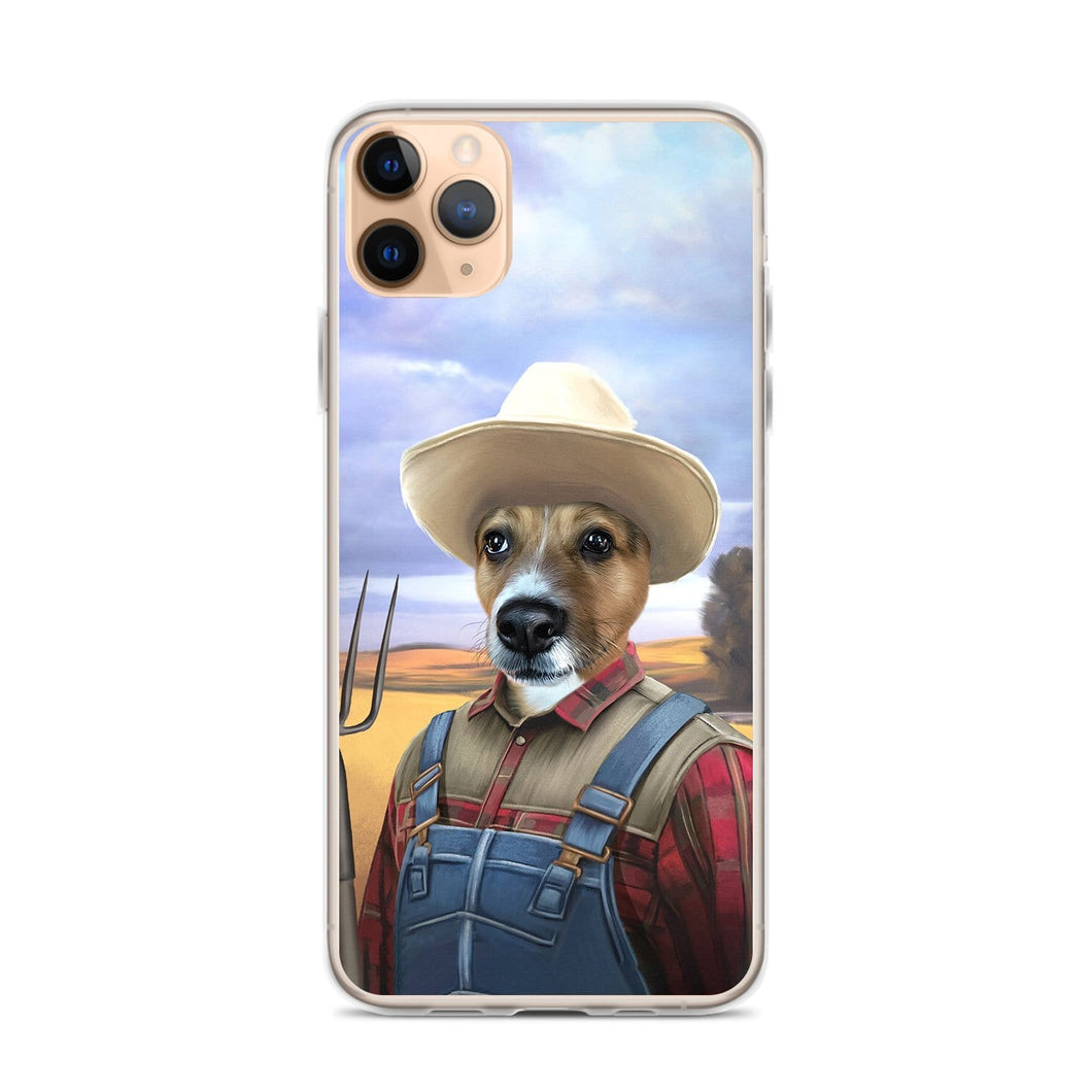 The Farmer - Custom Pet Phone Case