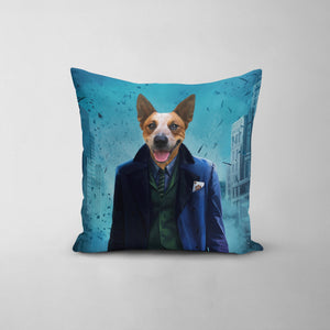 The Bad Guy - Custom Throw Pillow