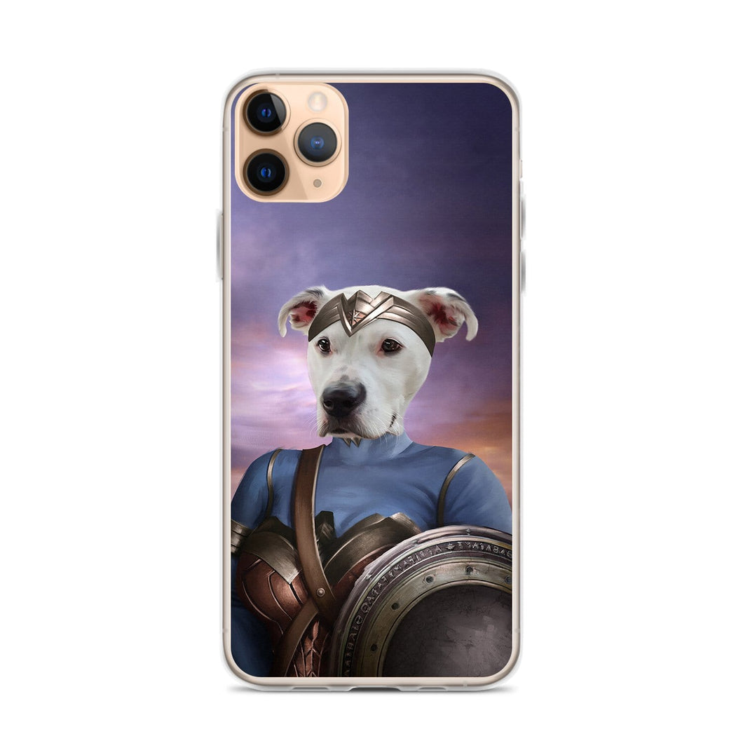 The Super Princess - Custom Pet Phone Case