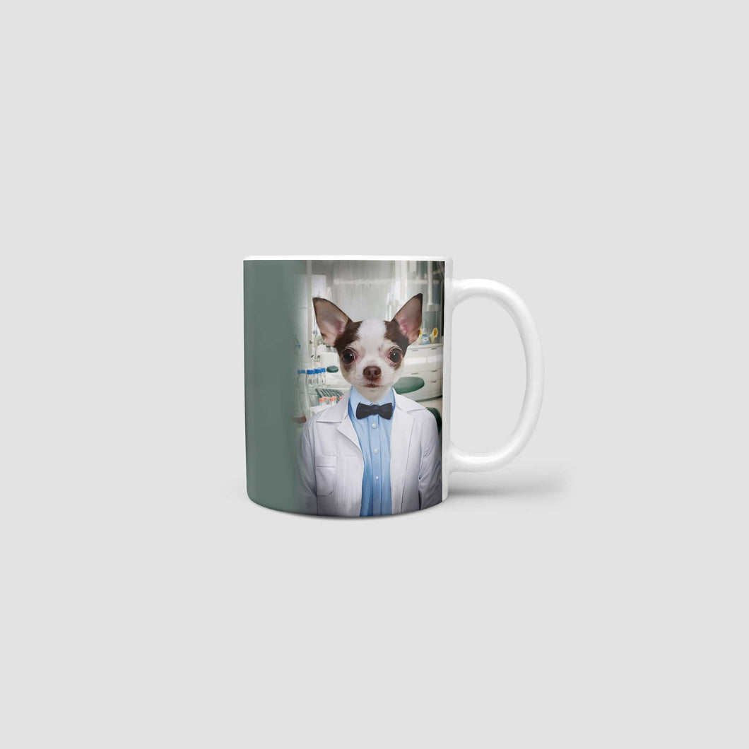 The Scientist - Custom Mug
