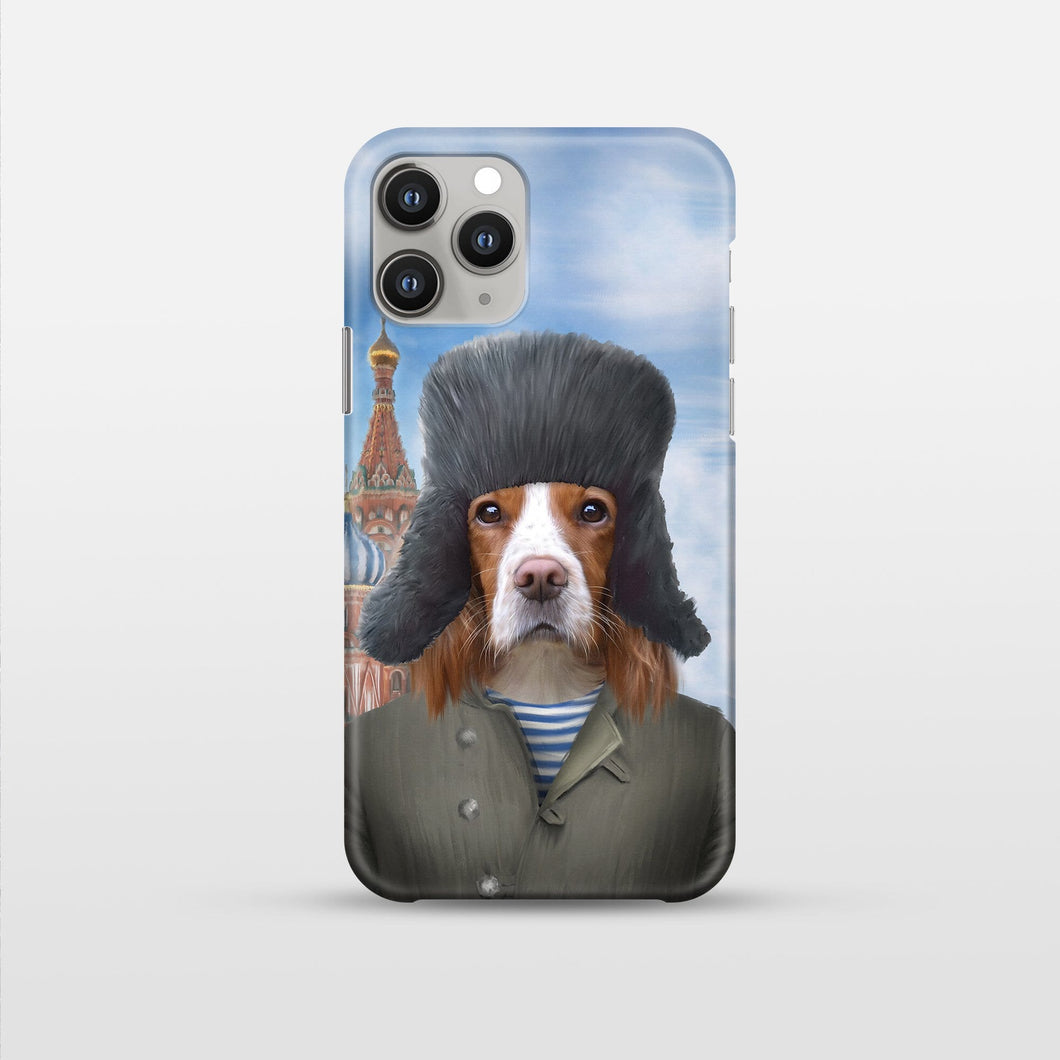 The Russian - Custom Pet Phone Case