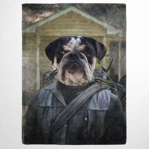 The Survivor - Custom Pet Blanket