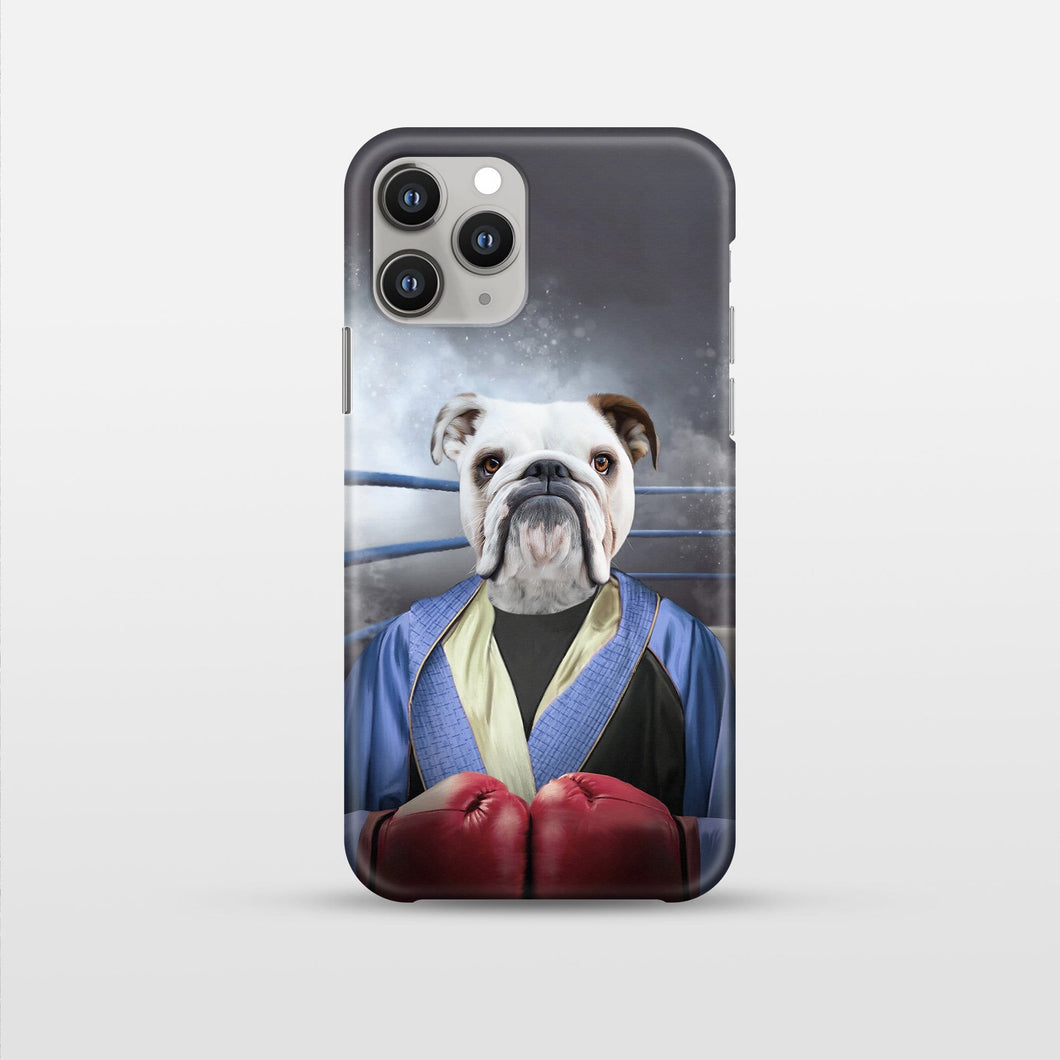 The Boxer - Custom Pet Phone Case