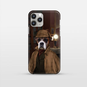 The Detective - Custom Pet Phone Case