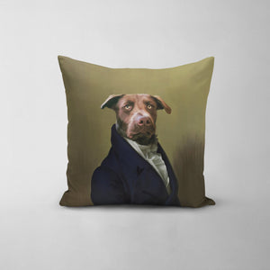 The Ambassador - Custom Throw Pillow