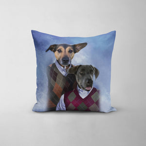 Step Brothers - Custom Throw Pillow