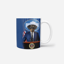 Load image into Gallery viewer, The Pawresident - Custom Mug