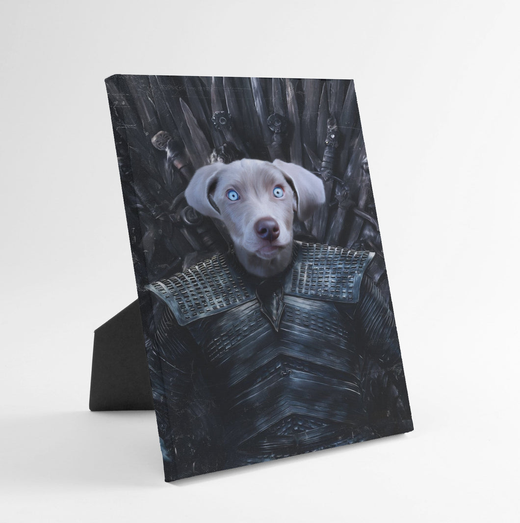The Night King - Custom Standing Canvas