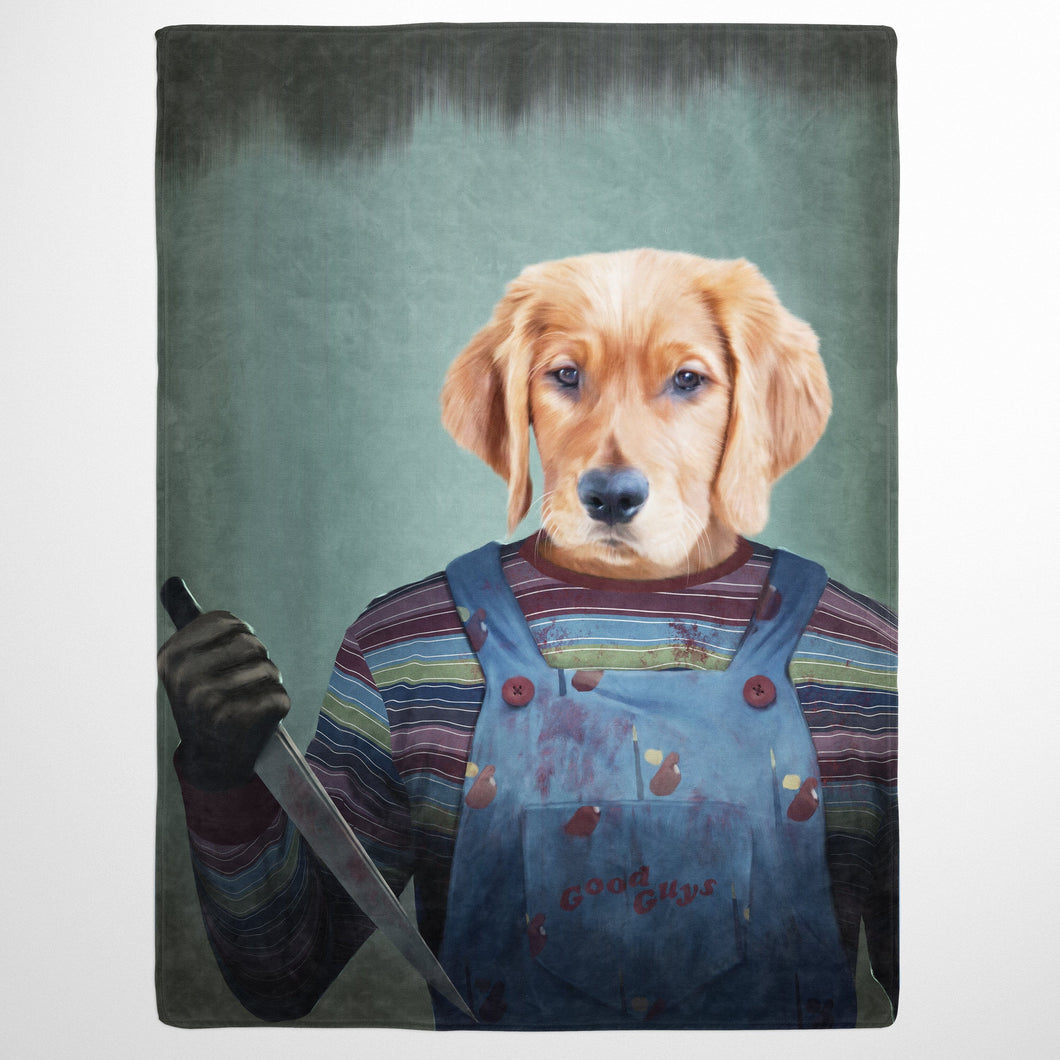 The Chucky - Custom Pet Blanket