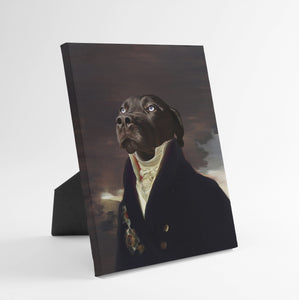 The Count - Custom Standing Canvas