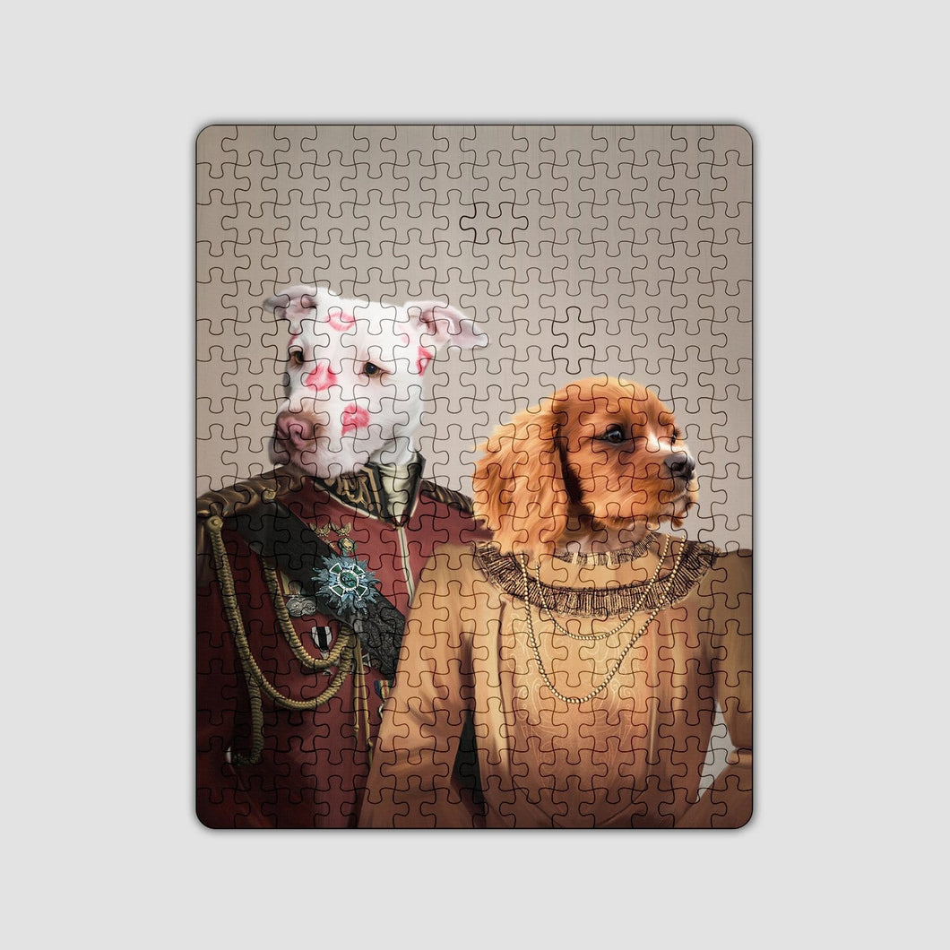 The Lord And Lady - Custom Puzzle