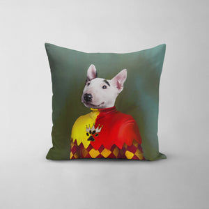 The Jester - Custom Throw Pillow