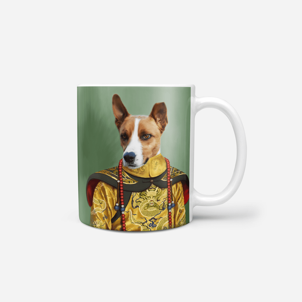 The Chinese Emperor - Custom Mug
