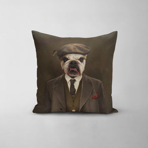 The Peaky Blinder - Custom Throw Pillow