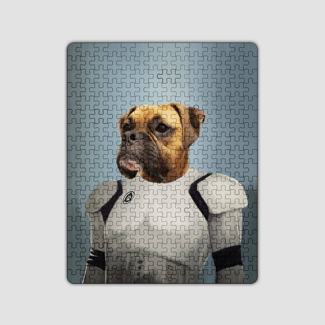 The Trooper - Custom Puzzle