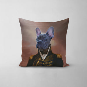 The General - Custom Throw Pillow
