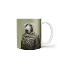 Load image into Gallery viewer, The Army Man - Custom Mug