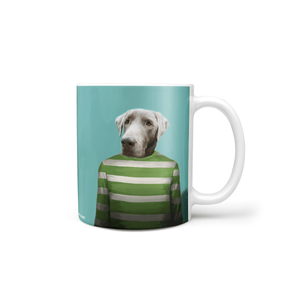 The Green Candy Cane - Custom Mug