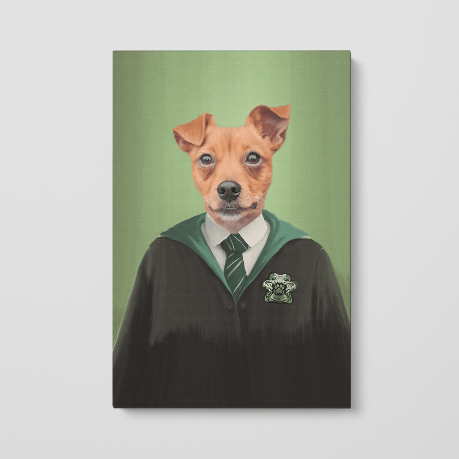 Slyfurrin - Custom Pet Canvas