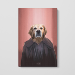 The Dark Side - Custom Pet Canvas