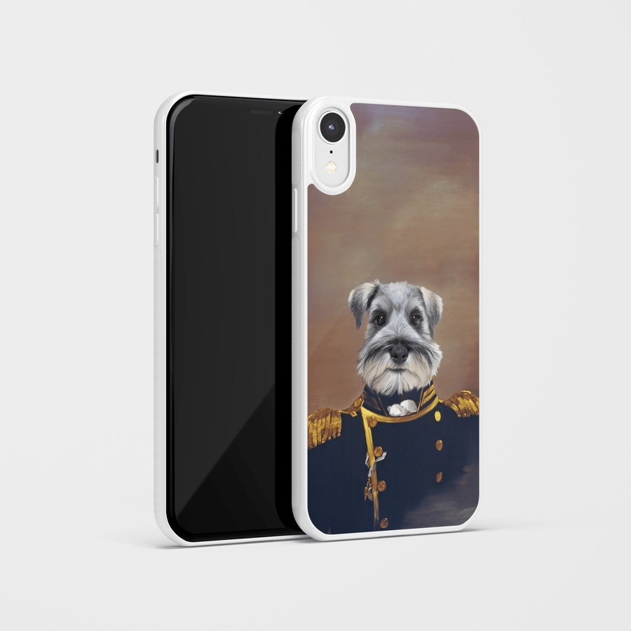 The Admiral - Custom Pet Phone Case