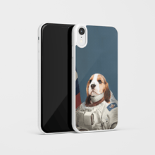 Load image into Gallery viewer, The Astronaut - Custom Pet Phone Case