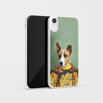 The Chinese Emperor - Custom Pet Phone Case
