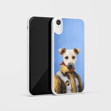The Cowboy - Custom Pet Phone Case