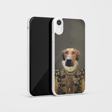 The Dame - Custom Pet Phone Case