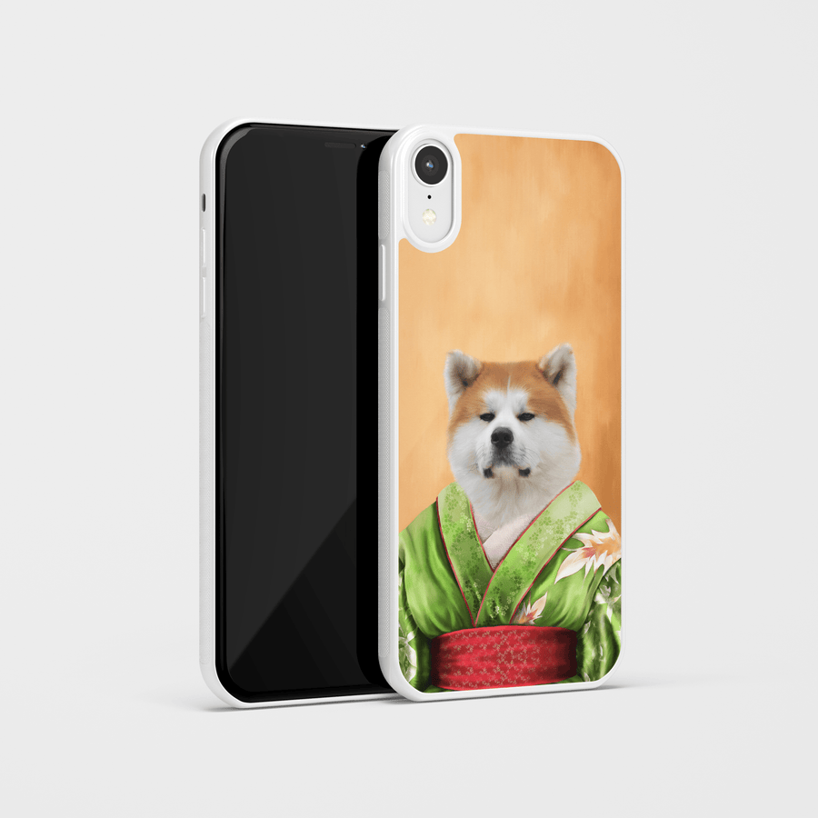 The Geisha - Custom Pet Phone Case