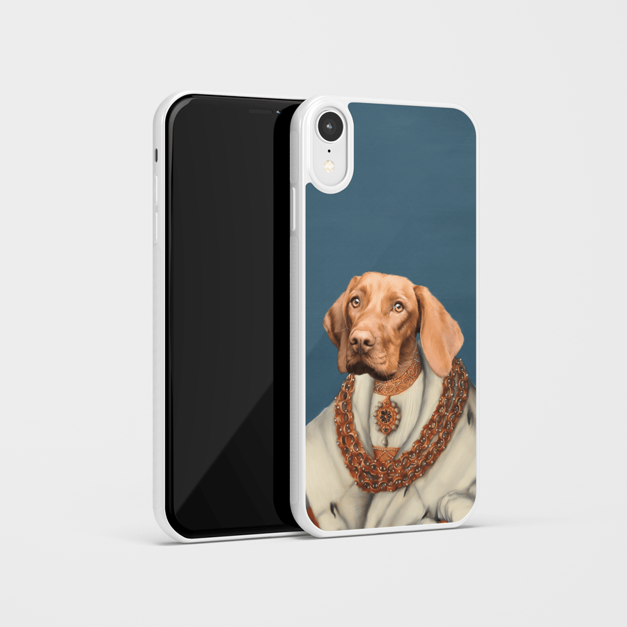The Heiress - Custom Pet Phone Case