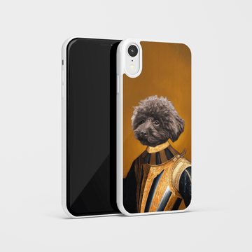 The Knight - Custom Pet Phone Case
