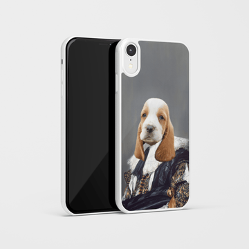 The Laughing Cavalier - Custom Pet Phone Case