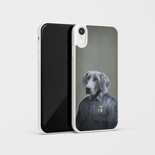 Load image into Gallery viewer, The Male Police Officer - Custom Pet Phone Case