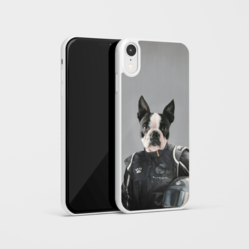 The Race Car Driver - Custom Pet Phone Case