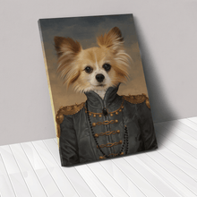 Load image into Gallery viewer, The Baroness - Custom Pet Canvas
