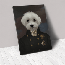 Load image into Gallery viewer, The Captain - Custom Pet Canvas