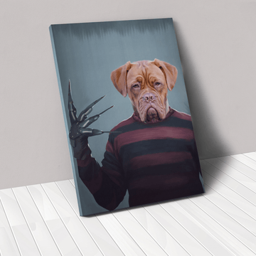 The Krueger - Custom Pet Canvas