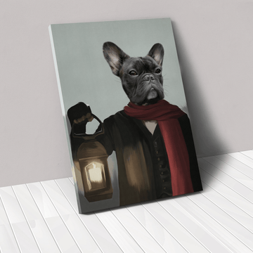 The Pauper - Custom Pet Canvas
