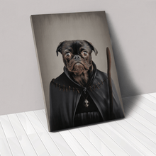 Load image into Gallery viewer, The Witch - Custom Pet Canvas