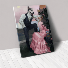 Load image into Gallery viewer, The Smooth Talkers - Custom Pet Canvas