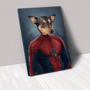 The Spiderpet - Custom Pet Canvas