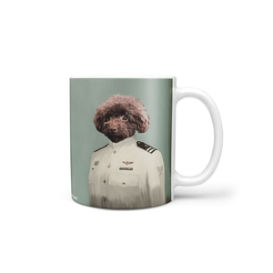The Female Coast Guard - Custom Mug