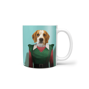 The Female Elf - Custom Mug