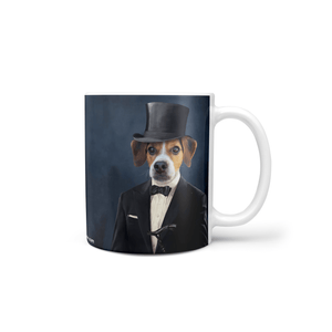 The Gentleman - Custom Mug