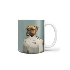 The Male Coastguard - Custom Mug