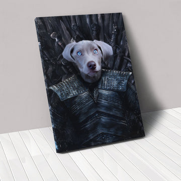 The Night King - Custom Pet Canvas