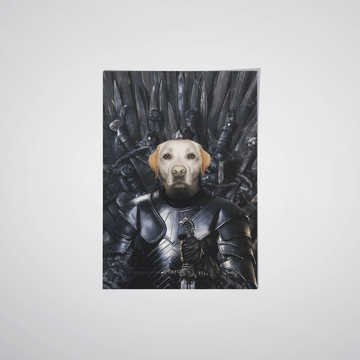 The Oathkeeper - Custom Pet Poster